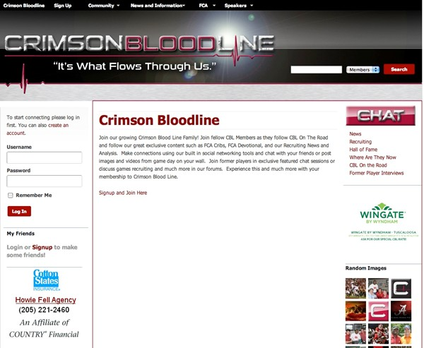 Print Design: Crimson Nation Illustrated and Crimson Bloodline