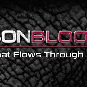 Print Design: Crimson Bloodline Logo